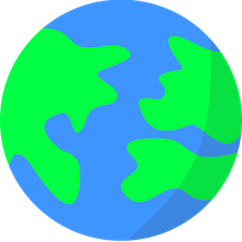 Physical Realm on Rvoti, Earth Icon